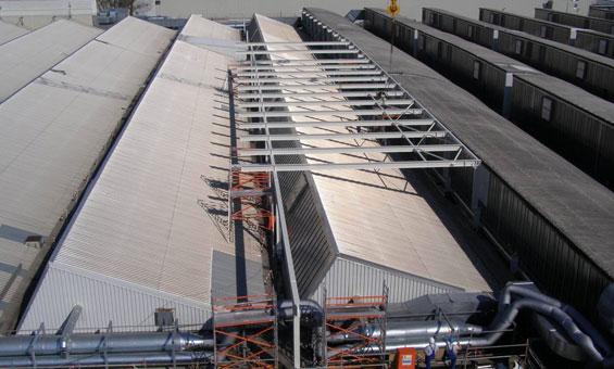 Neues Dach für Trucks und Busse