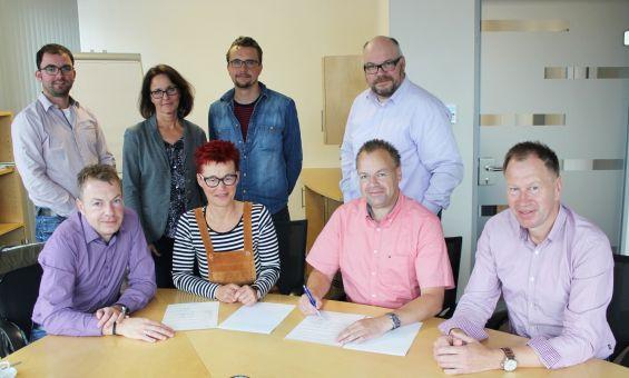 Kooperation mit der von-Ravensberg-Schule