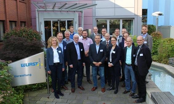 IHK-Netzwerktreffen Industrie 4.0 - Wurst Stahlbau