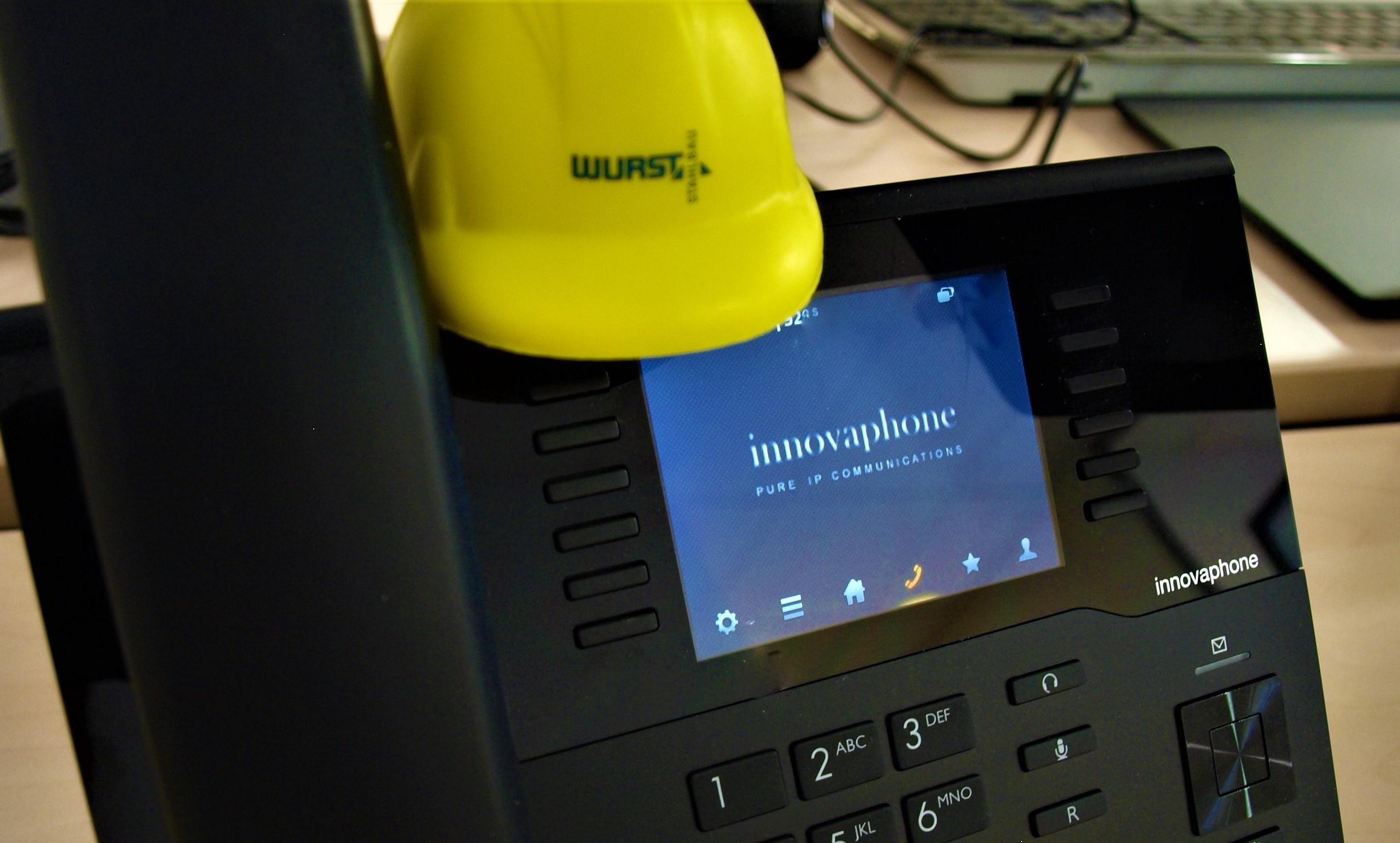 Neue Telefonnummern bei Wurst Stahlbau GmbH